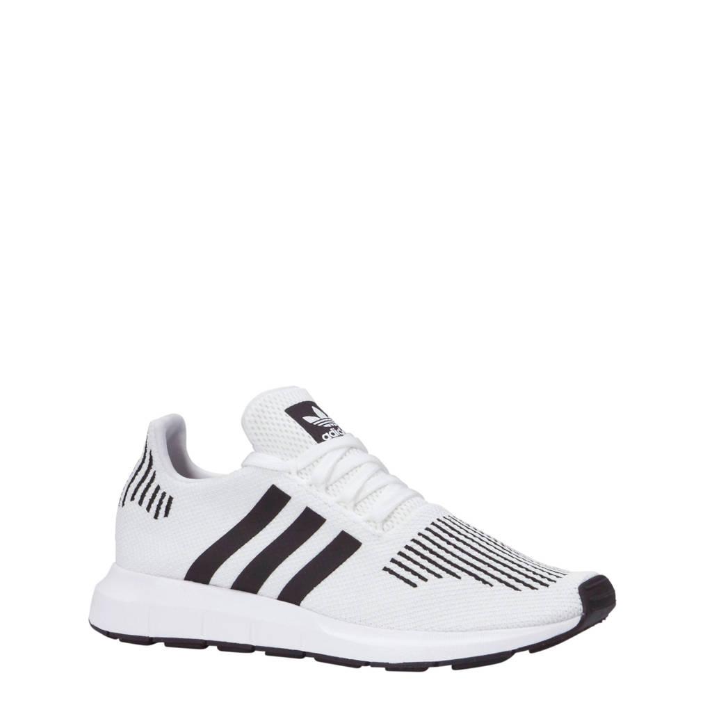 adidas originals  Swift Run sneakers, Wit/zwart