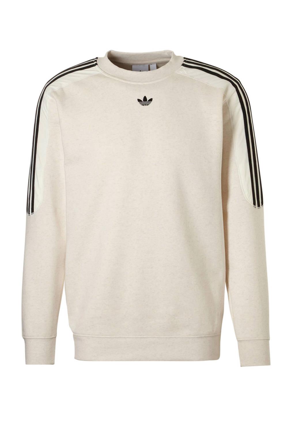 adidas originals   sportsweater offwhite, Offwhite