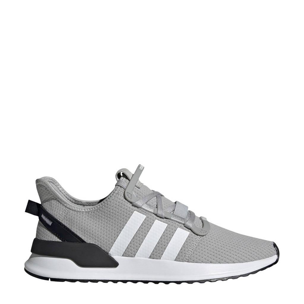 adidas originals  U_Path Run sneakers grijs, Grijs/wit/zwart
