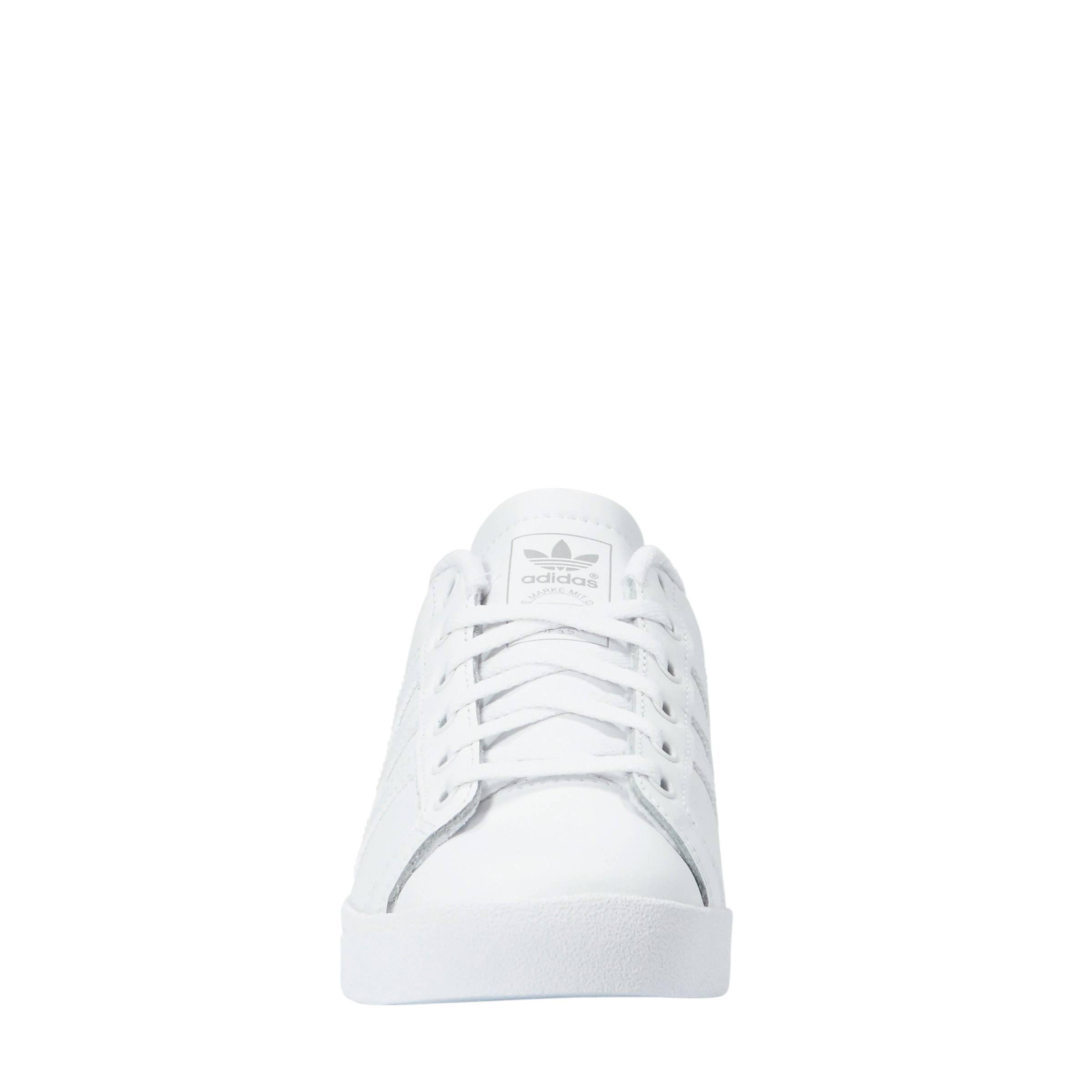 adidas Originals Coast Star J sneakers witroodblauw | wehkamp