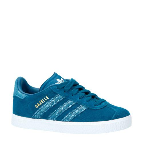 adidas originals Gazelle C sneakers donkerblauw