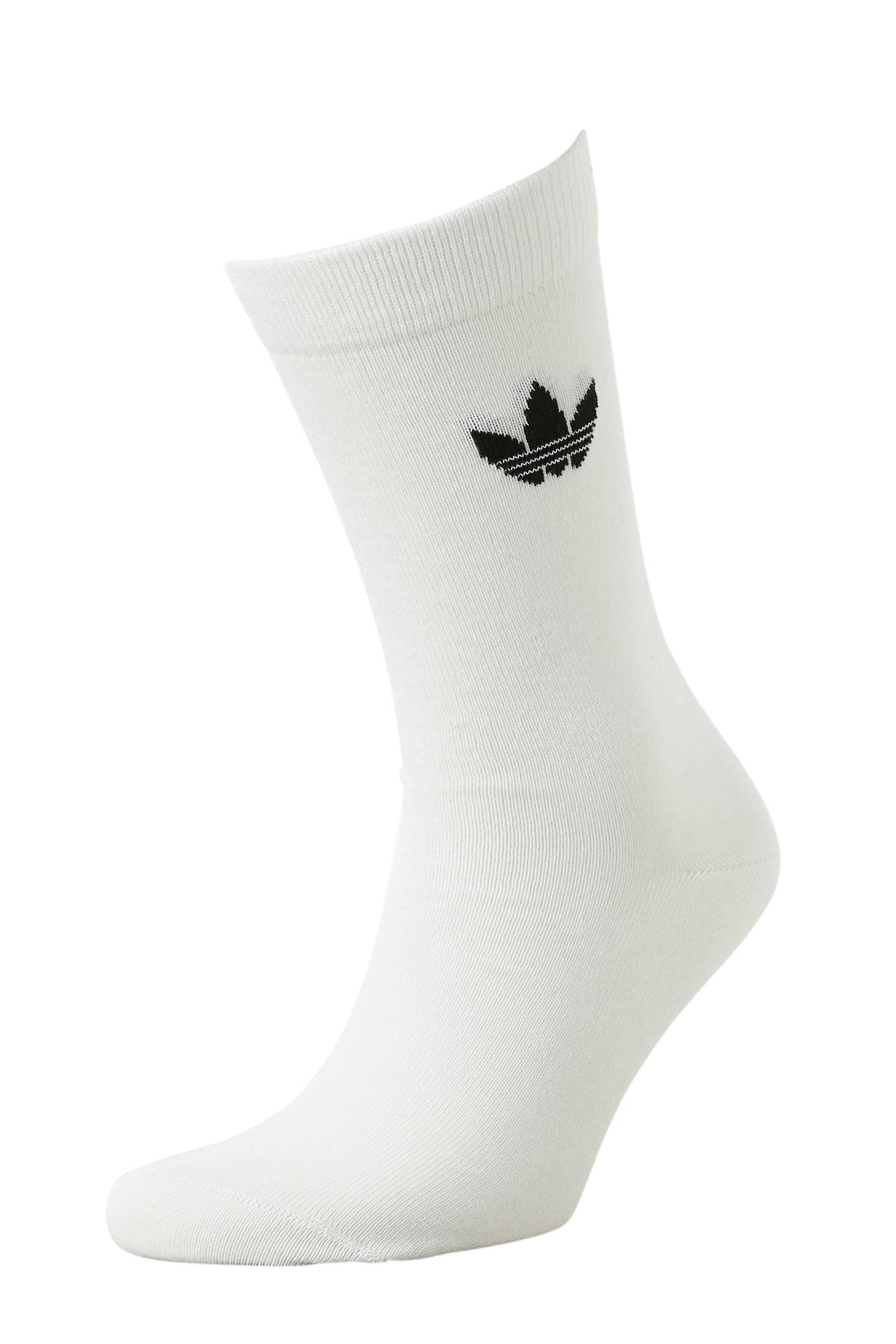 sokken (set van 2) wit