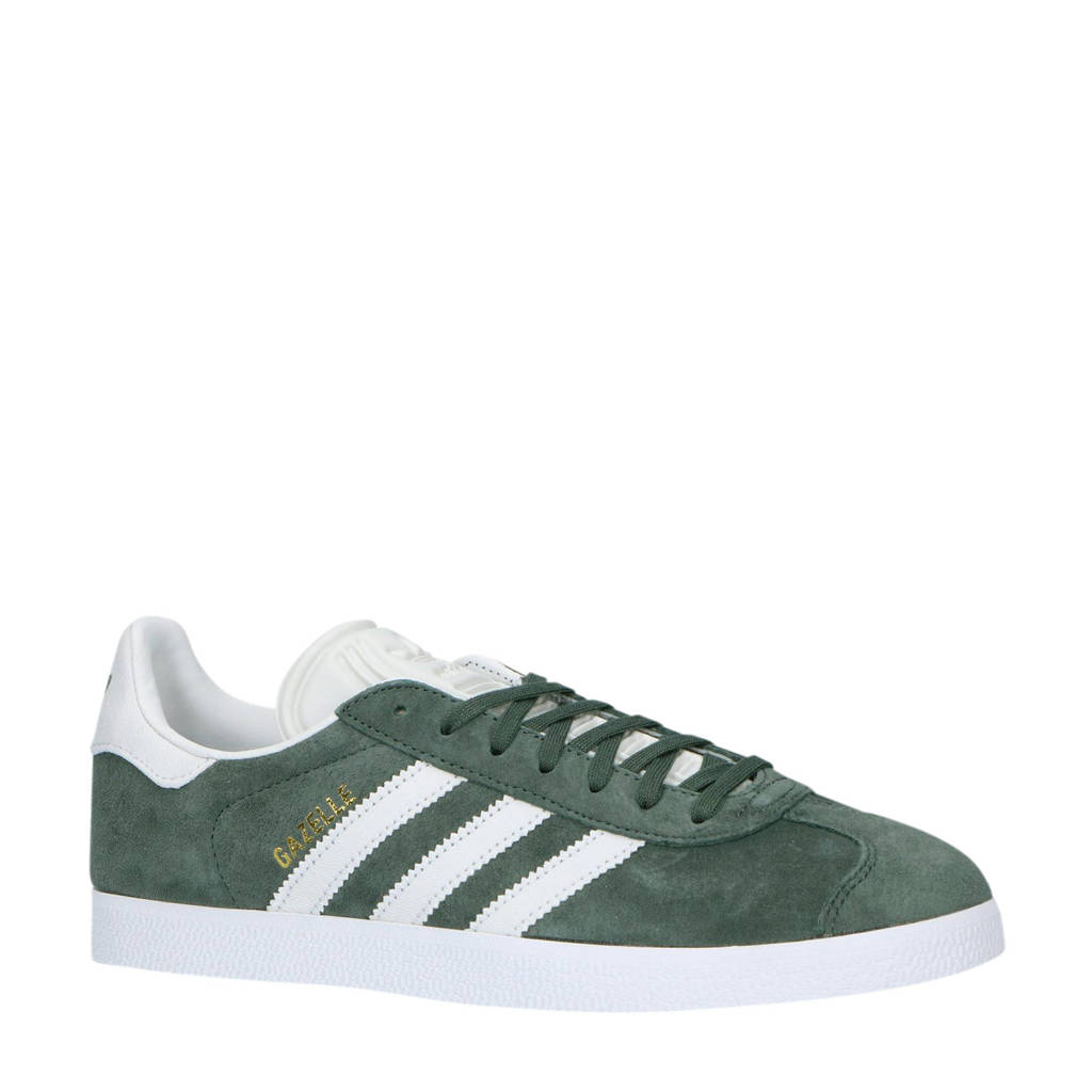 adidas originals  Gazelle sneakers grijs/wit, Grijs/wit