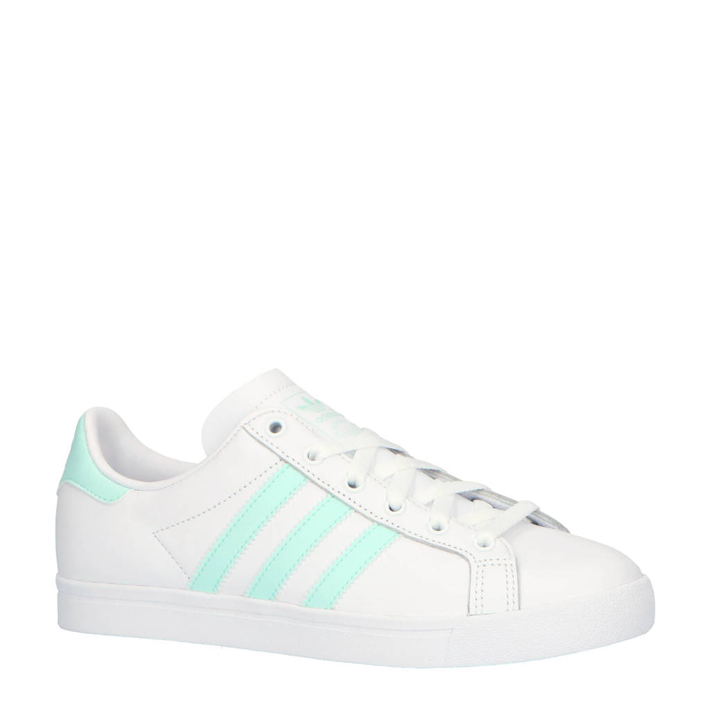 2c735137df8 adidas originals Coast Star sneakers wit/mintgroen, Wit/mintgroen