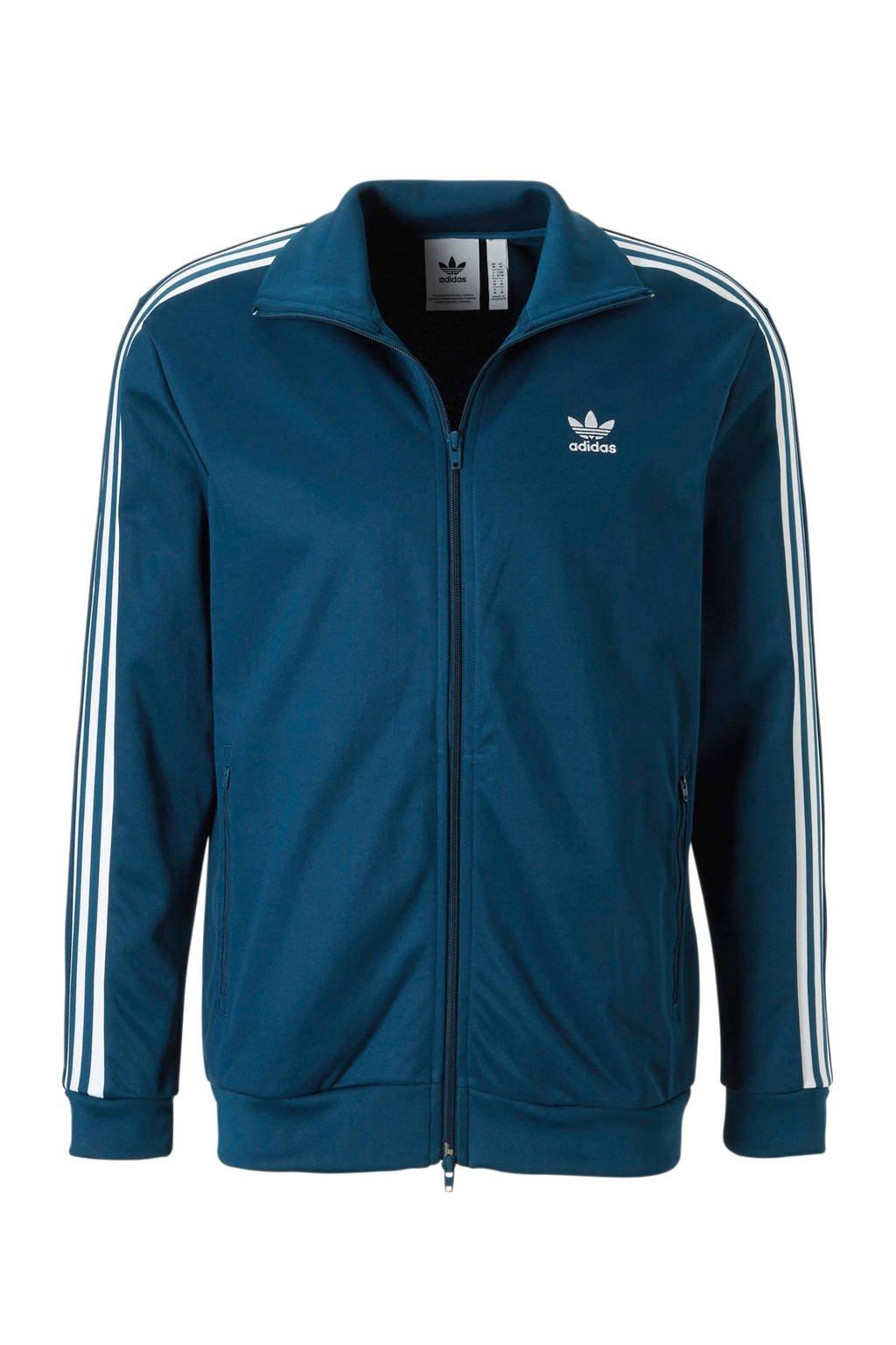 86753e0294c adidas originals vest blauw | wehkamp