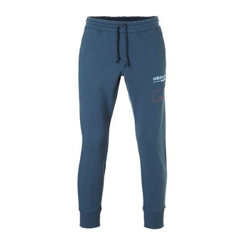 adidas originals joggingbroek blauw