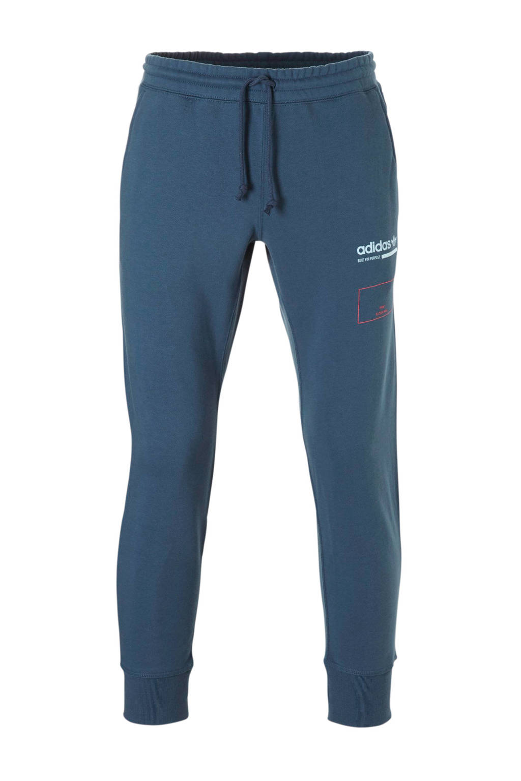 adidas originals joggingbroek blauw, Blauw