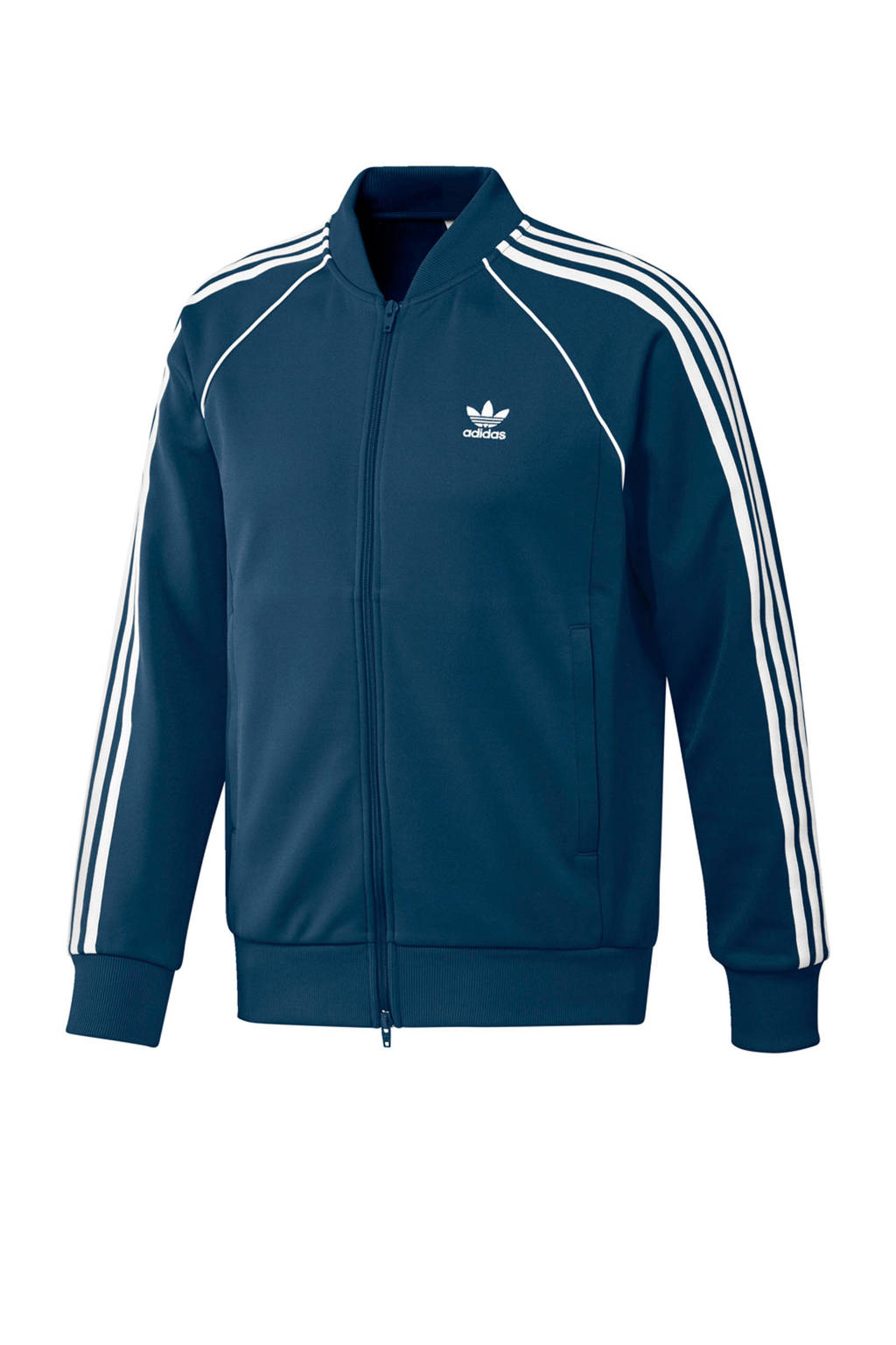 adidas originals   vest blauw, Blauw