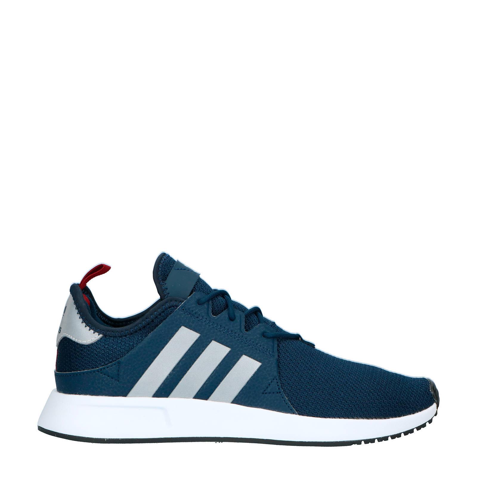 6e035c95e67 adidas originals X_PLR sneakers donkerblauw/zilver | wehkamp