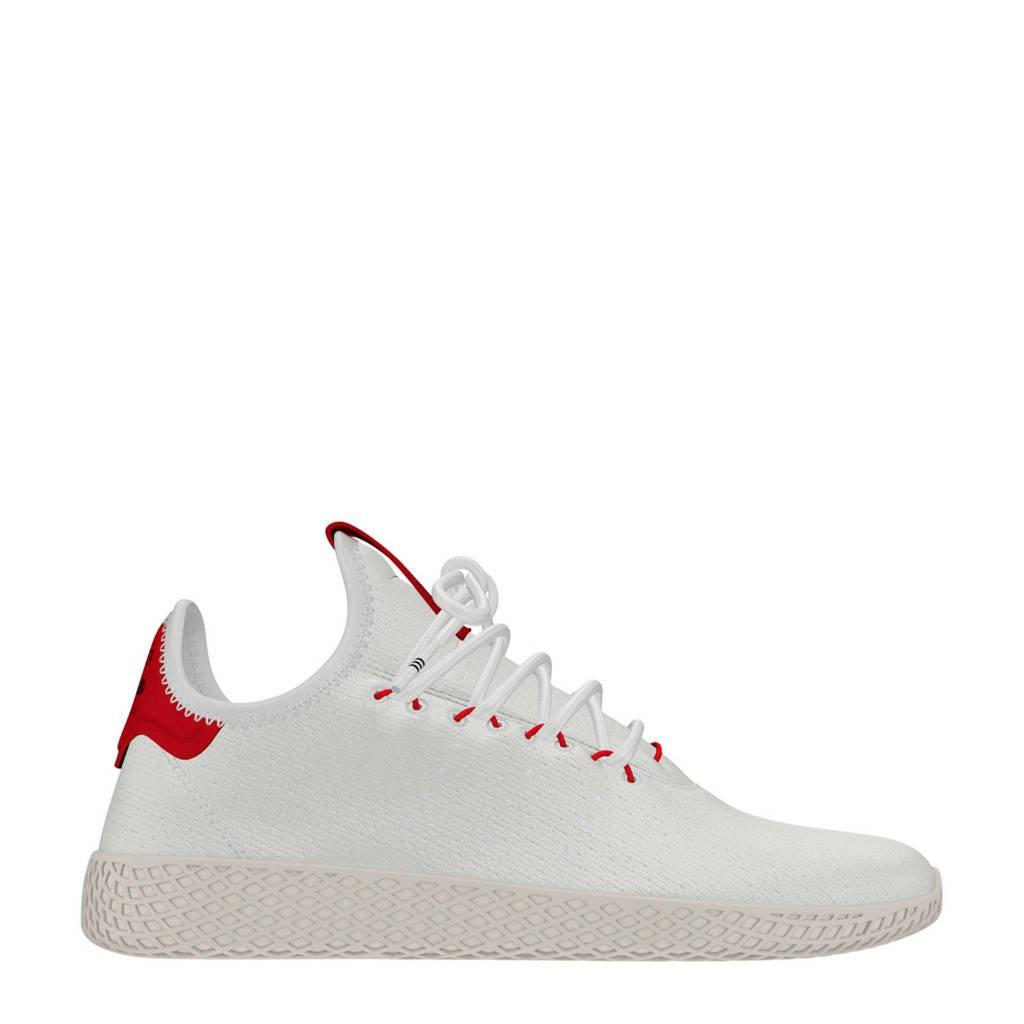 adidas originals Tennis HU sneakers wit, Wit/rood