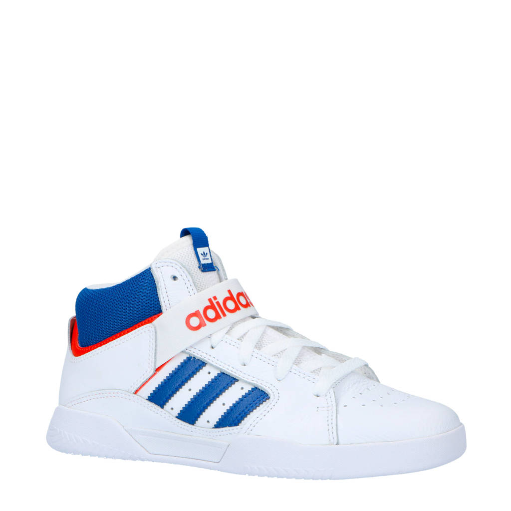adidas originals   VRX Mid sneakers wit/blauw, Wit/blauw/rood