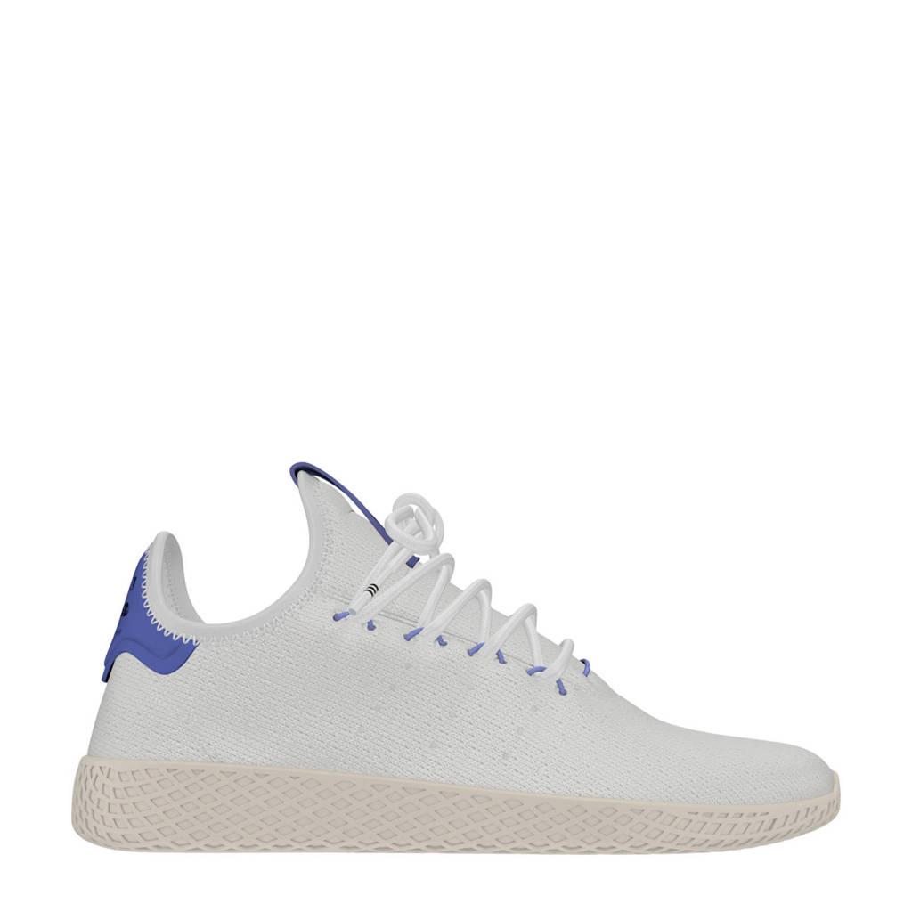 adidas originals Tennis HU sneakers wit, Wit/blauw