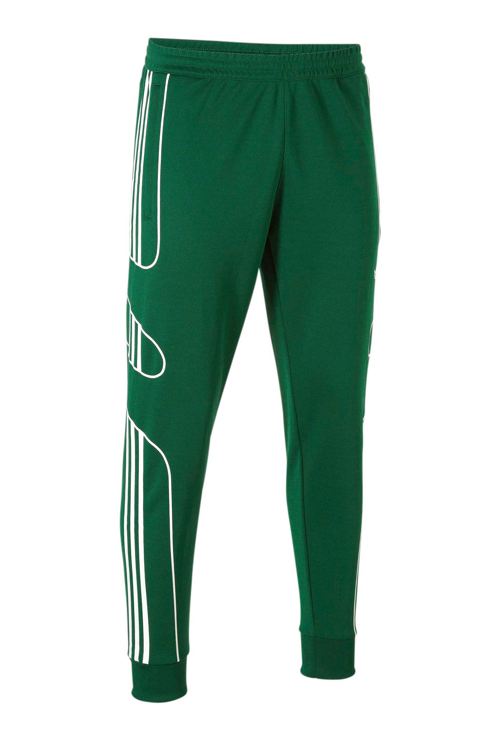 adidas originals trainingsbroek groen, Groen