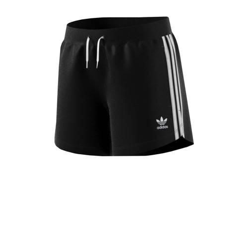 adidas originals sweatshort zwart