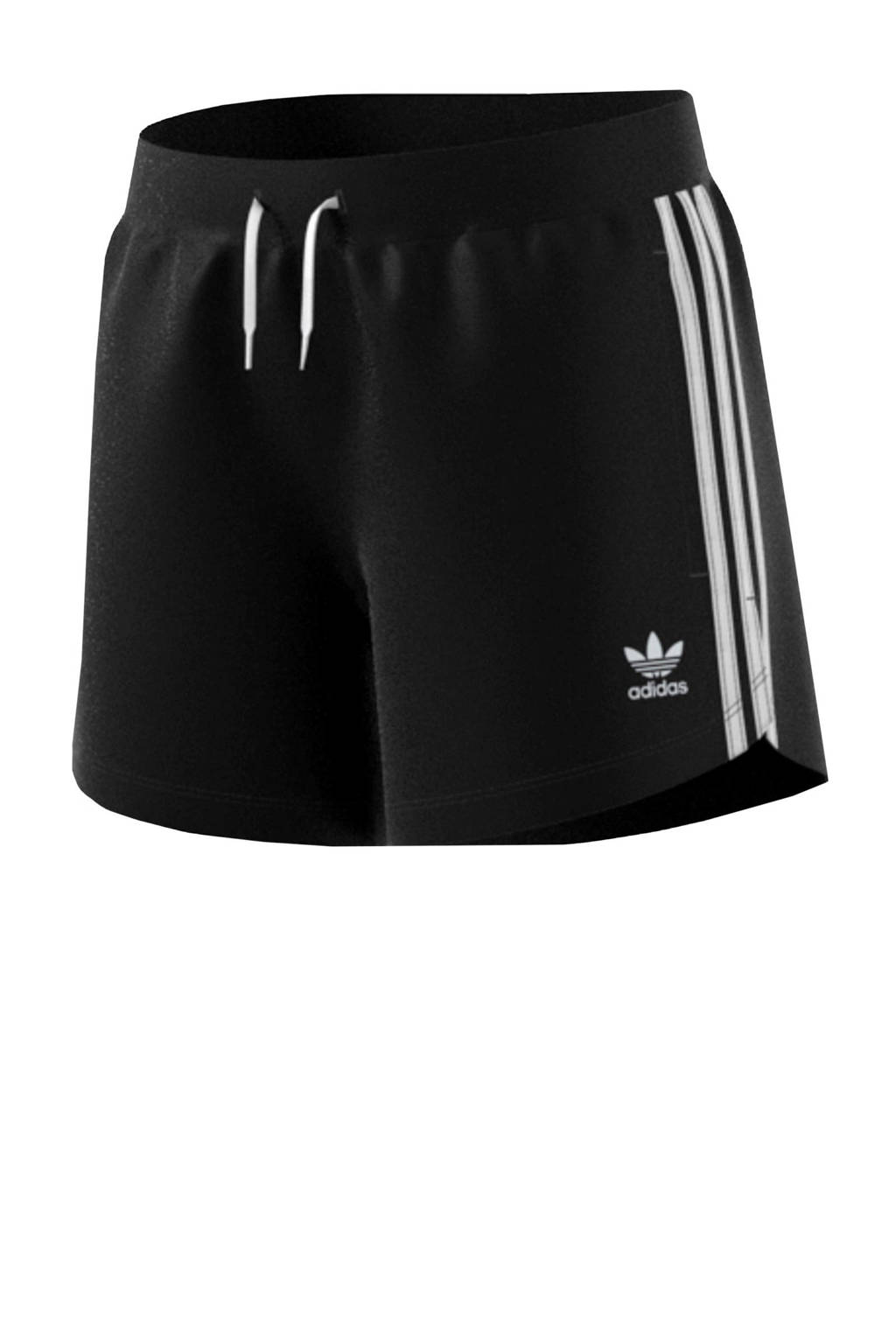 adidas originals sweatshort zwart, Zwart