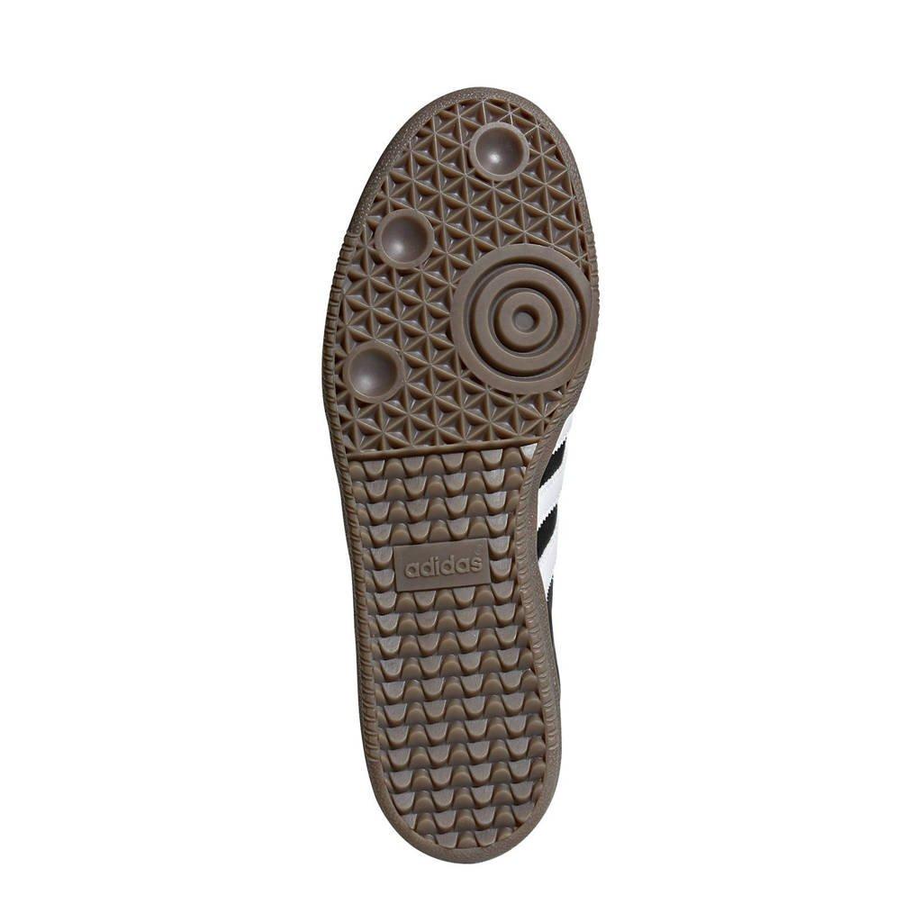 Sneakers Zwart Adidas Og Originals wit Samba wwqrI6axTt