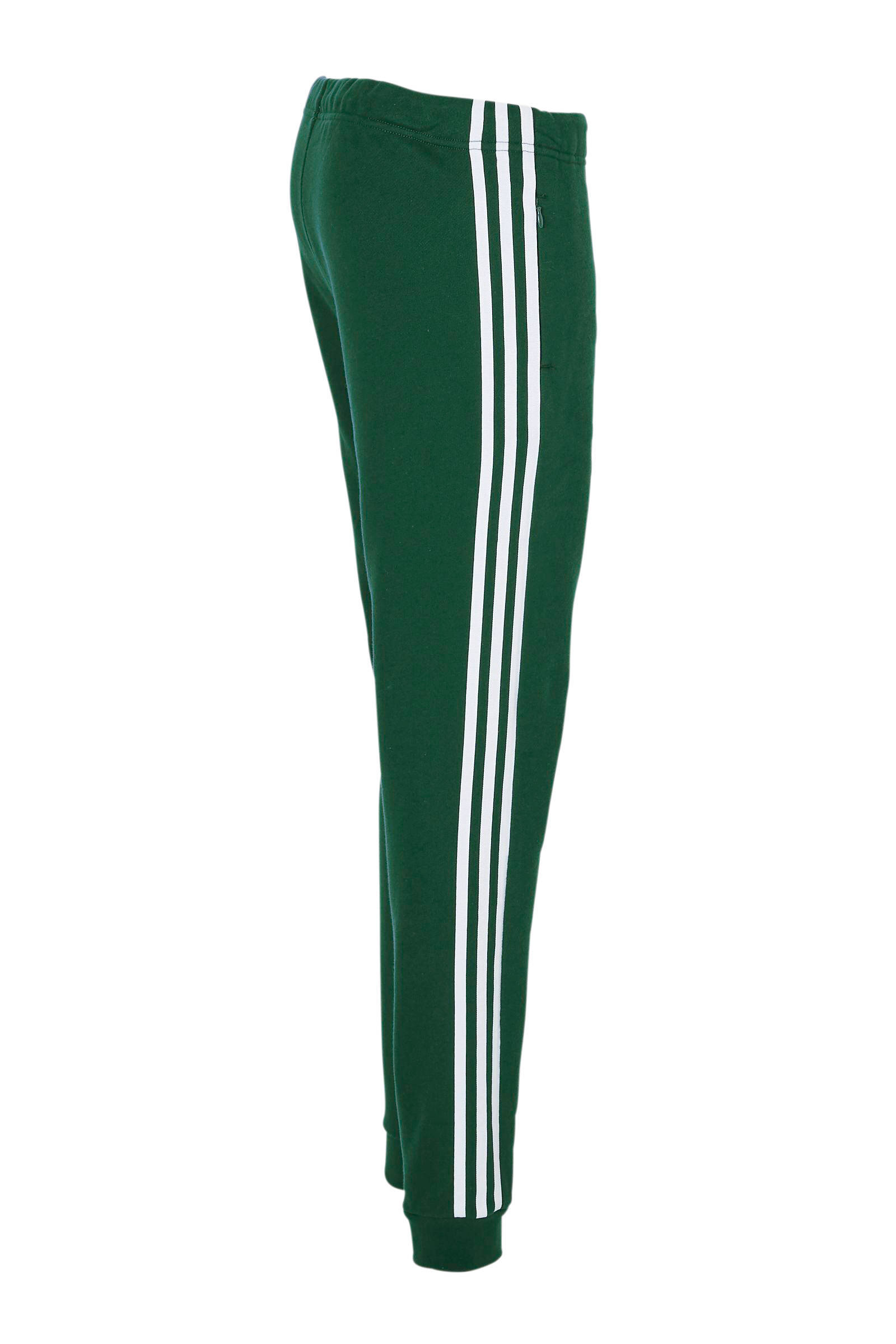 adidas Originals joggingbroek groen | wehkamp
