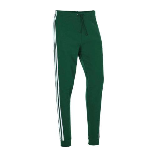 adidas originals joggingbroek groen
