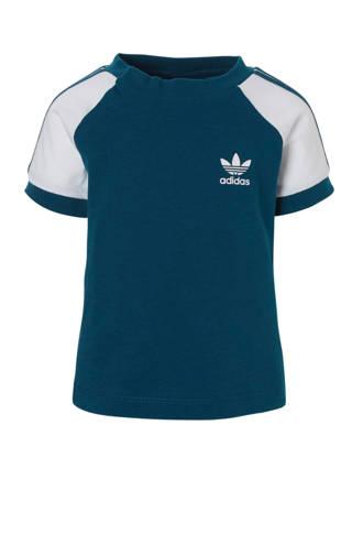 originals T-shirt blauw