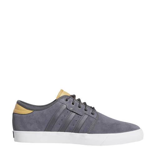 adidas originals Seeley sneakers beige-zwart