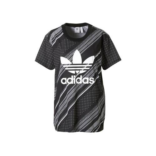adidas originals T-shirt all over print