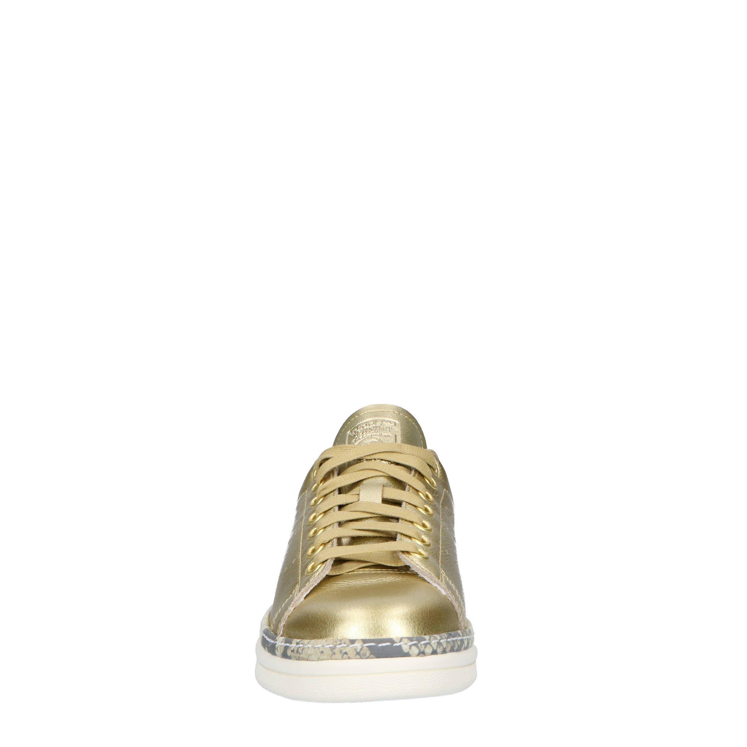adidas stan smith dames goud