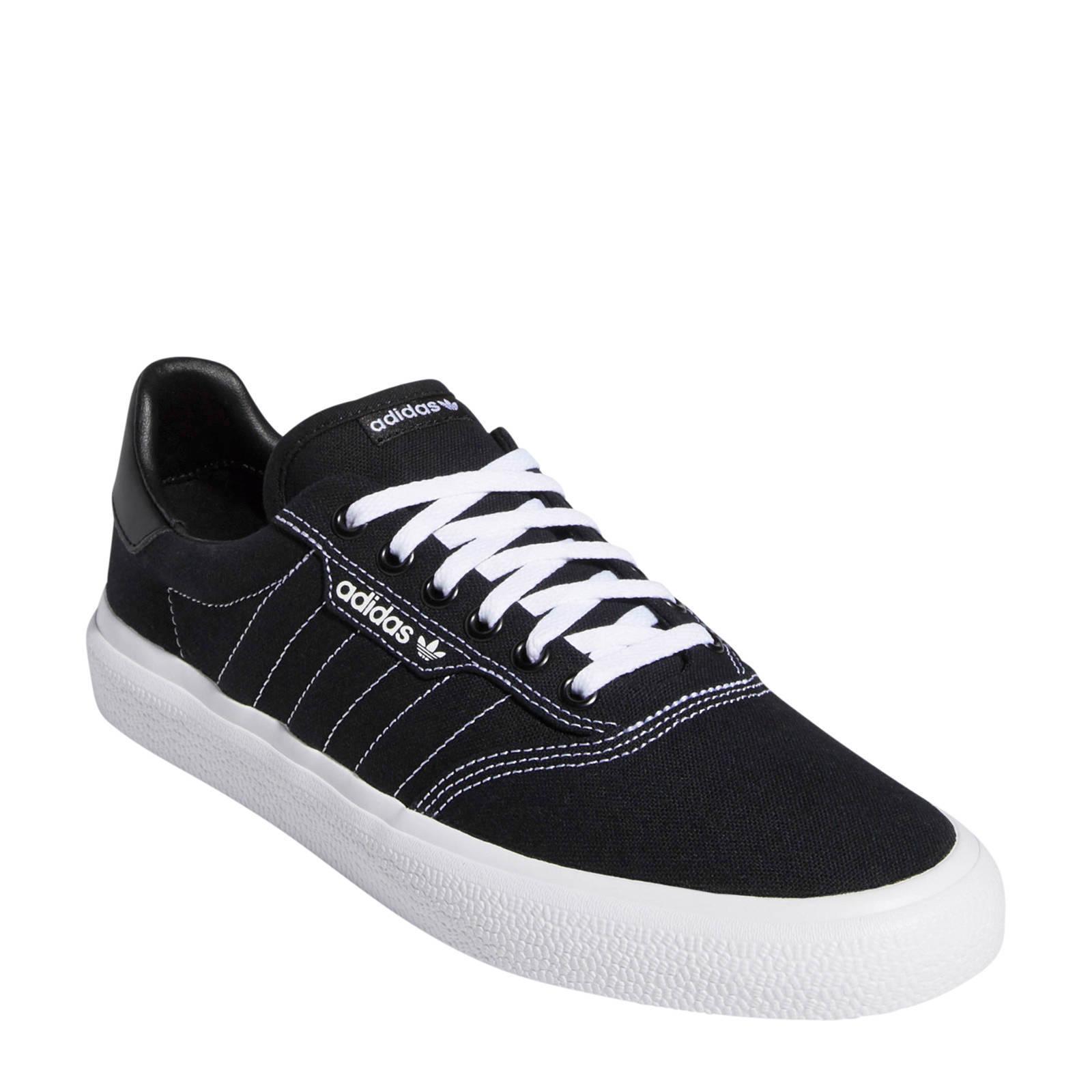 adidas sneakers zwart sale