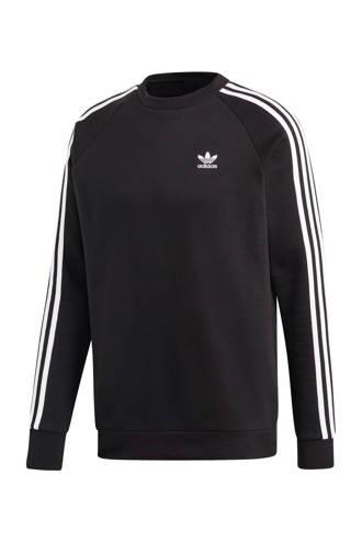 low priced 74b59 22e2c adidas. originals sweater zwart