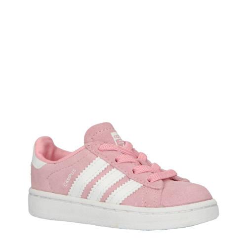 adidas originals Campus EL I sneakers roze
