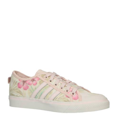 adidas originals NIZZA W sneakers bloemenprint