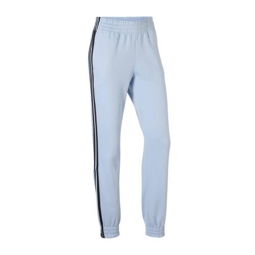 adidas originals joggingbroek lichtblauw