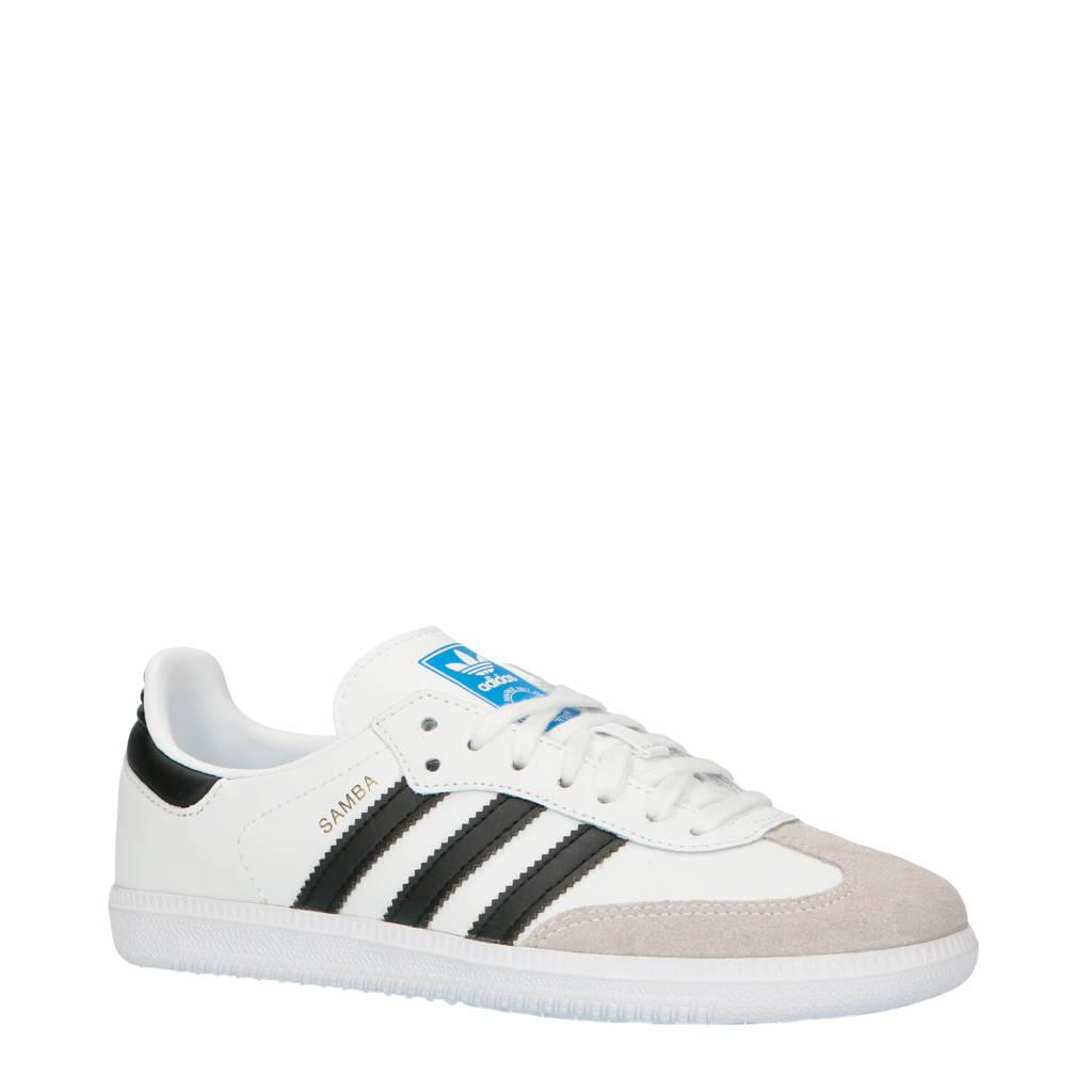 adidas Originals   Samba OG sneakers zwart/wit, Wit/zwart