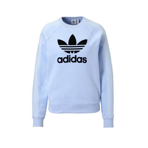 adidas originals sweater lila