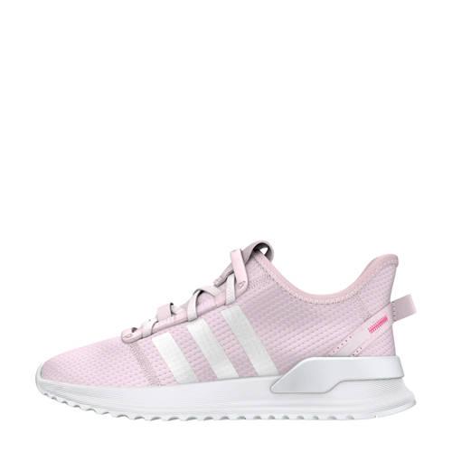adidas originals U_Path Run sneakers lichtroze