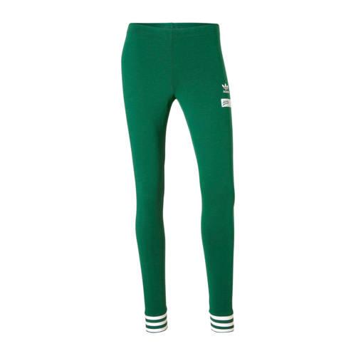adidas originals legging groen
