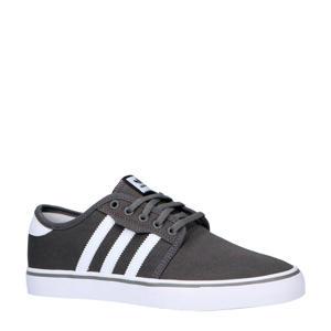 Seeley sneakers grijs/wit