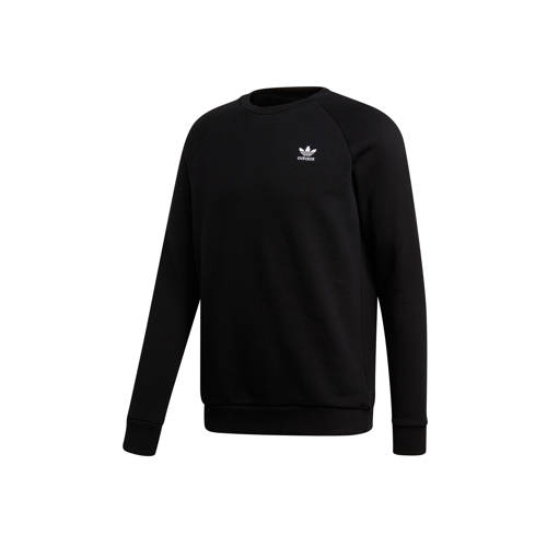 adidas originals sweater zwart