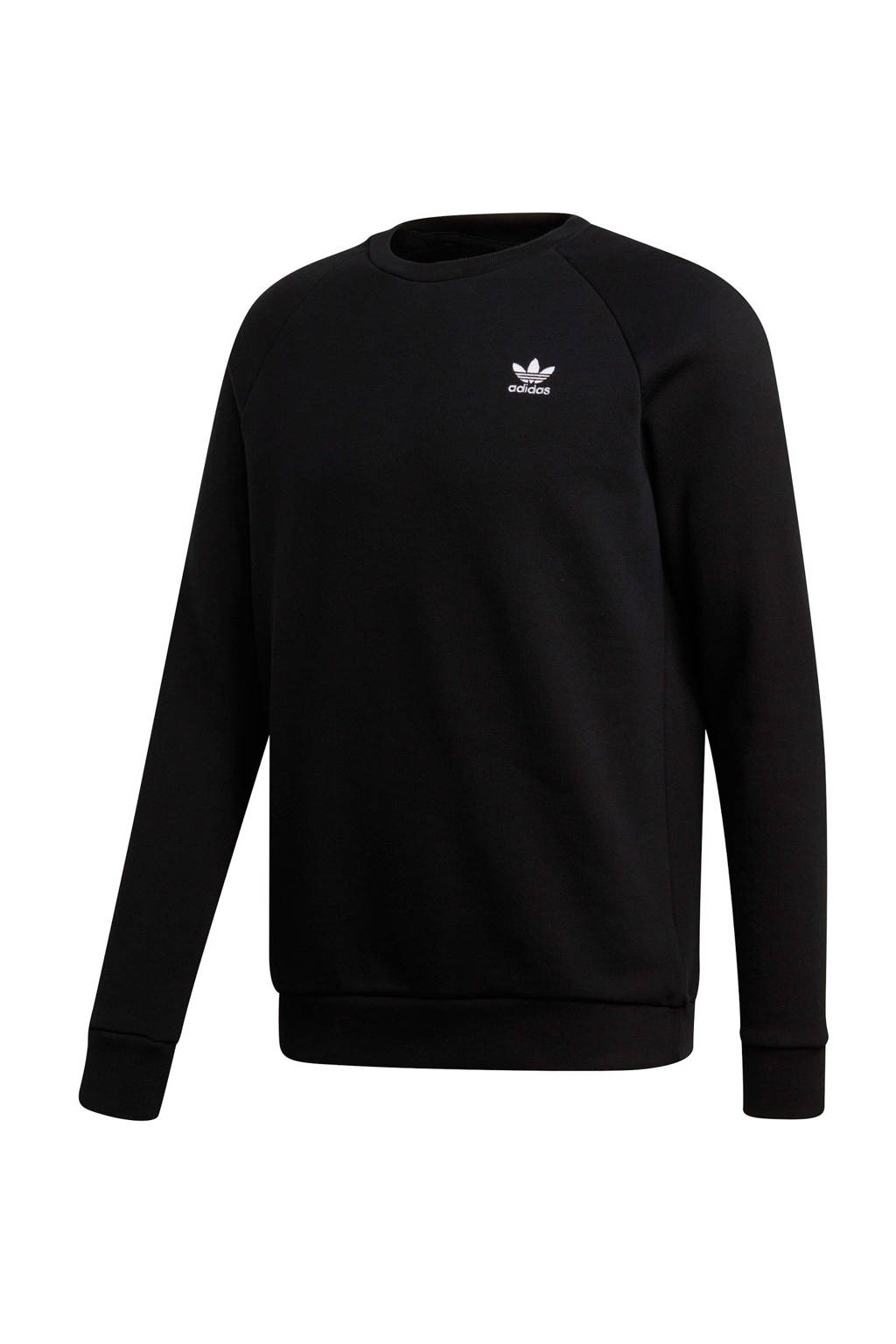 adidas originals   sweater zwart, Zwart