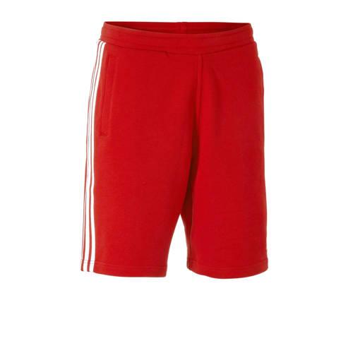 adidas originals sweatshort rood