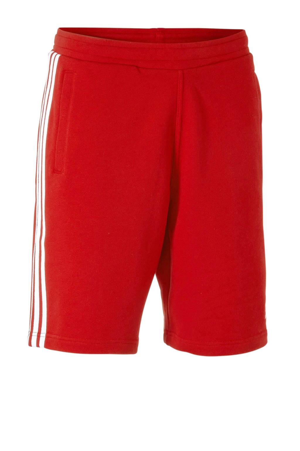 adidas originals   sweatshort rood, Rood
