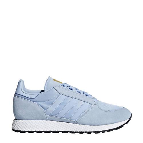 adidas originals Forest Grove sneakers lichtblauw