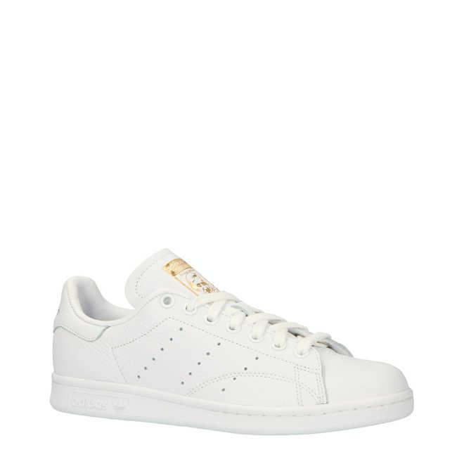 33945f89051 adidas. originals Stan Smith W leren sneakers wit