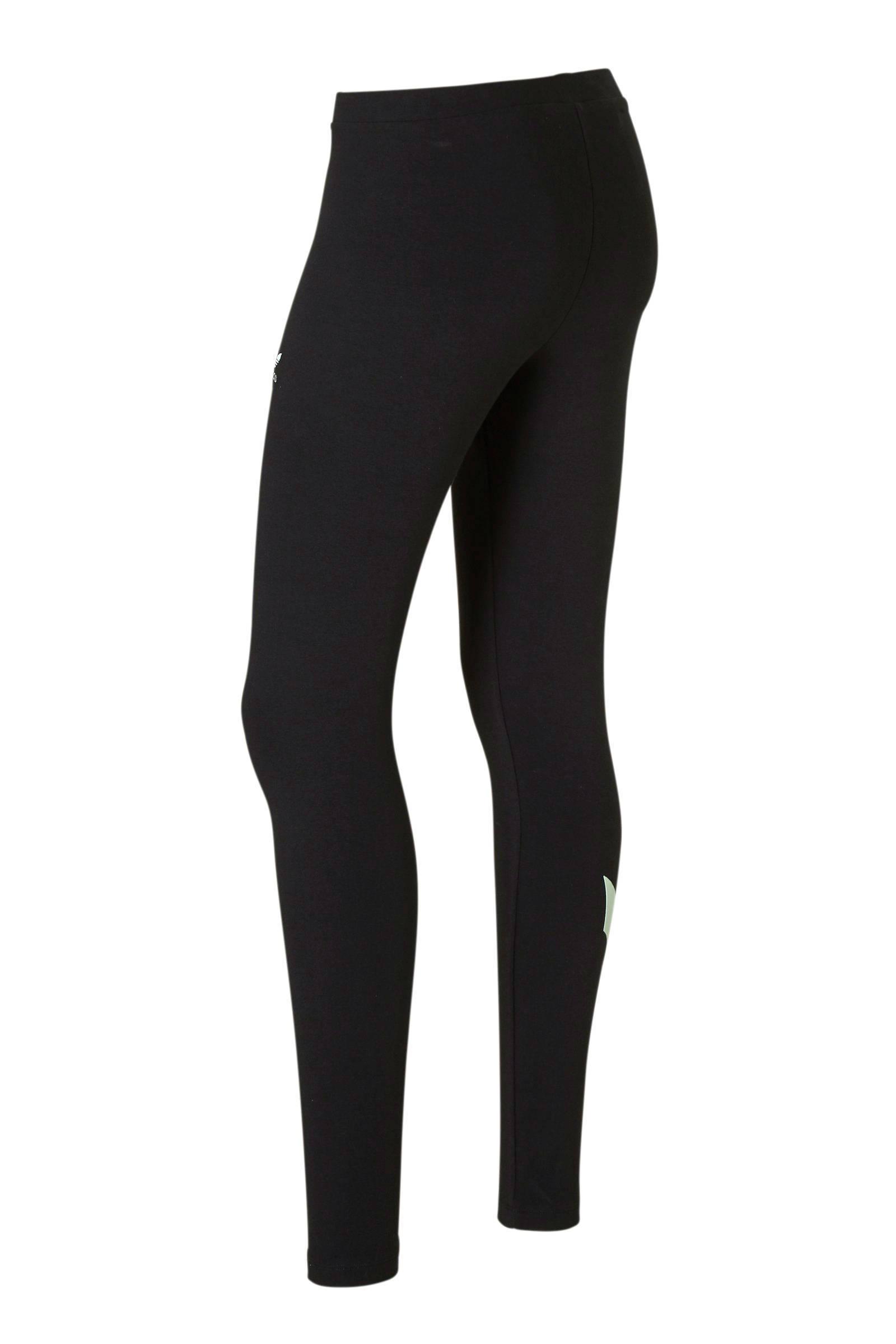 f68a8b36b02 adidas originals 7/8 legging zwart   wehkamp