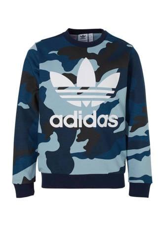 originals   sweater camouflageprint
