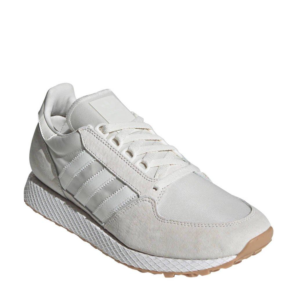 Sneakers Adidas Originals Grove Suède Forest Lichtgrijs UwcPavw7q