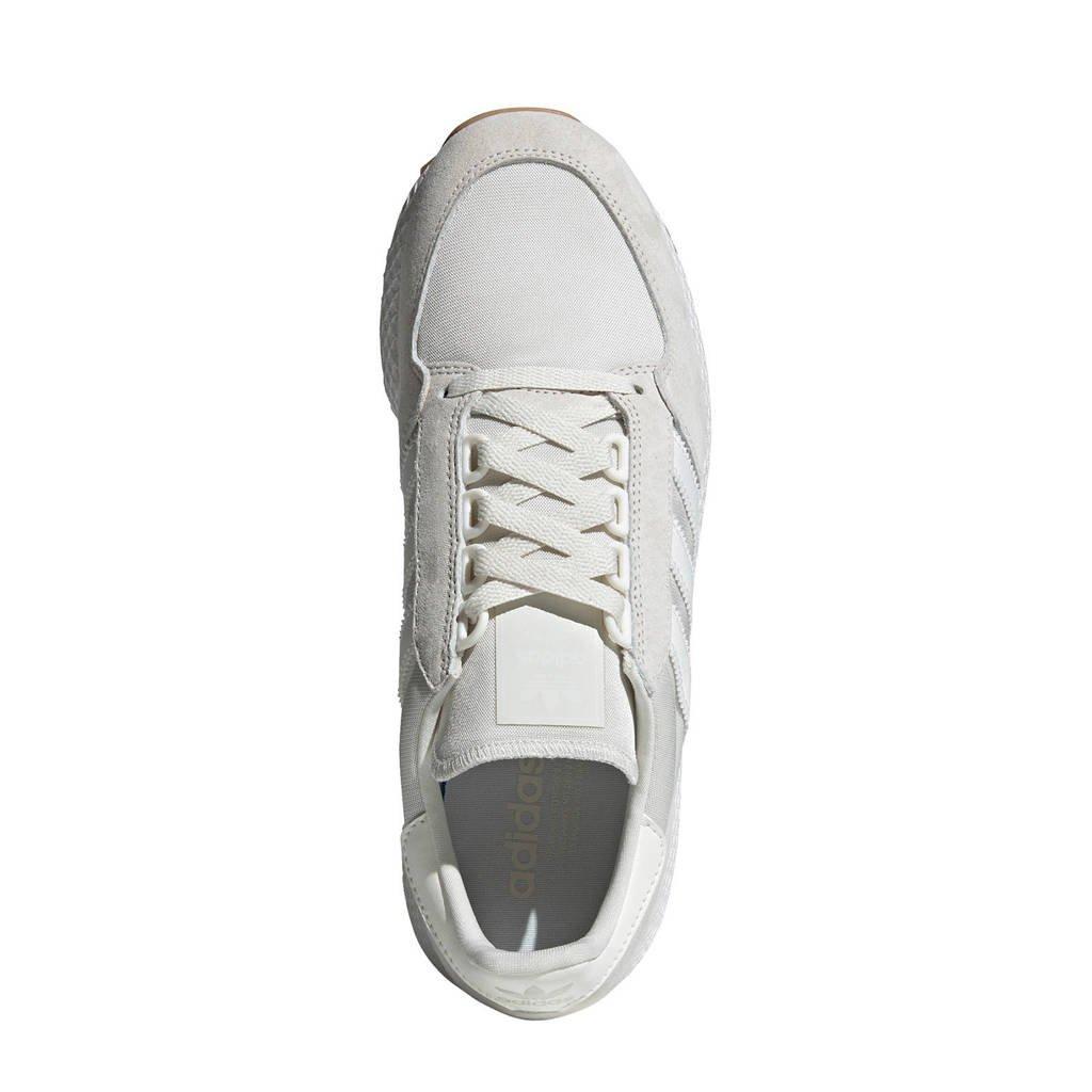 Grove Originals Forest Sneakers Adidas Suède Lichtgrijs TA7qqwx