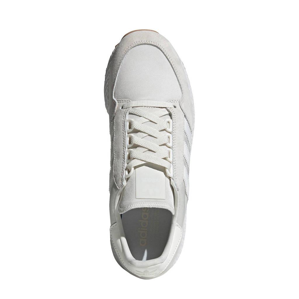 Forest Suède Lichtgrijs Originals Grove Sneakers Adidas wOzfxqAq5