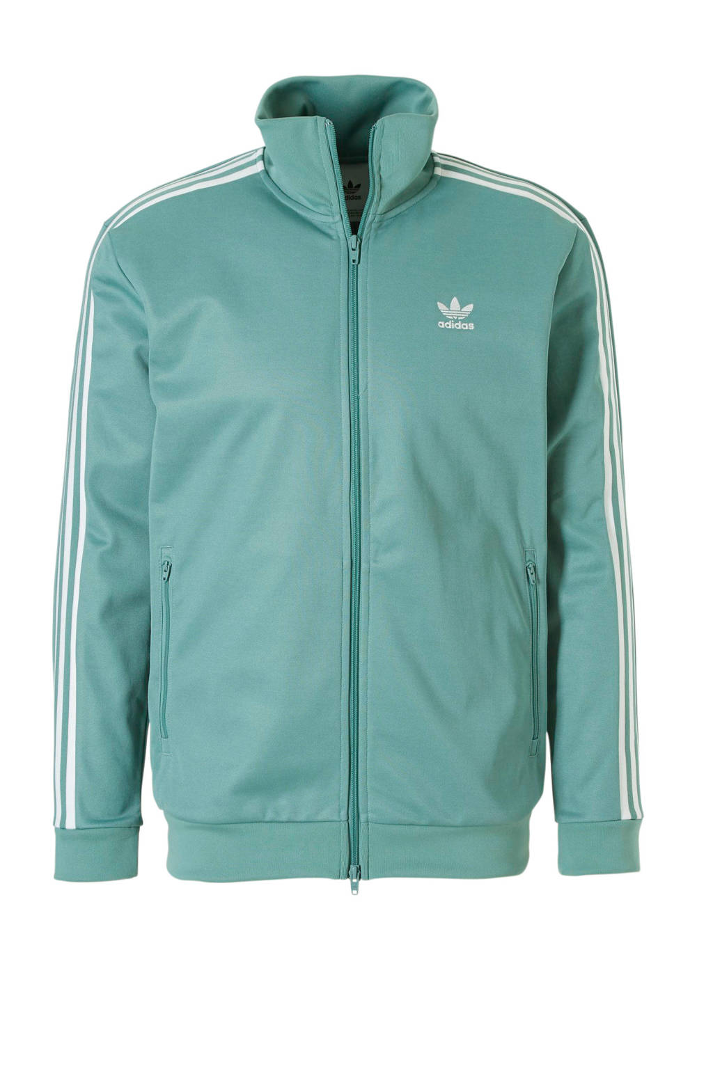 adidas originals   vest groen, Groen/wit
