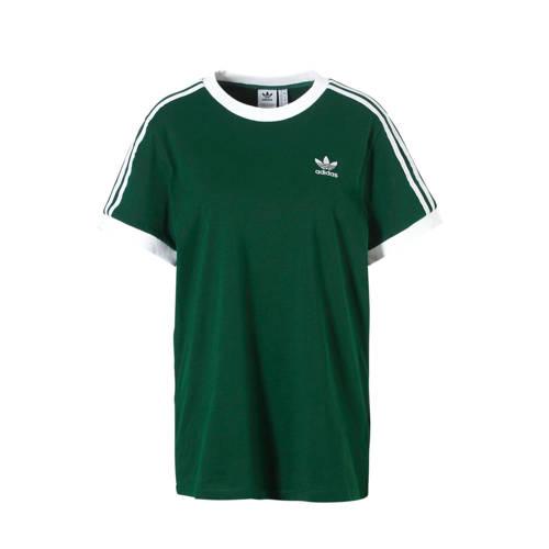 adidas originals T-shirt groen