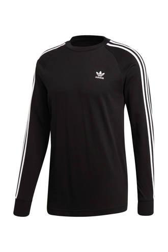 originals   T-shirt zwart